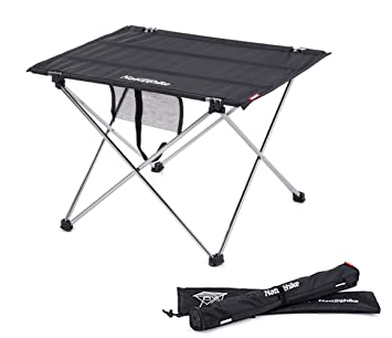 Pliante En Portable D'aluminium Sanva Table Ultralégère Alliage wN8n0m