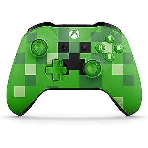 Microsoft Xbox Wireless Controller - Minecraft Creeper - Xbox One (Discontinued)