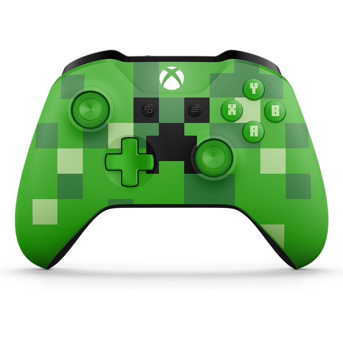 Xbox Wireless Controller - Minecraft Creeper by Microsoft (Image #1)