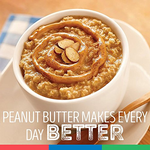 Jif Creamy Peanut Butter, 16 Ounces, 7g (7% DV) of Protein per Serving, Smooth, Creamy Texture, No Stir Peanut Butter 5