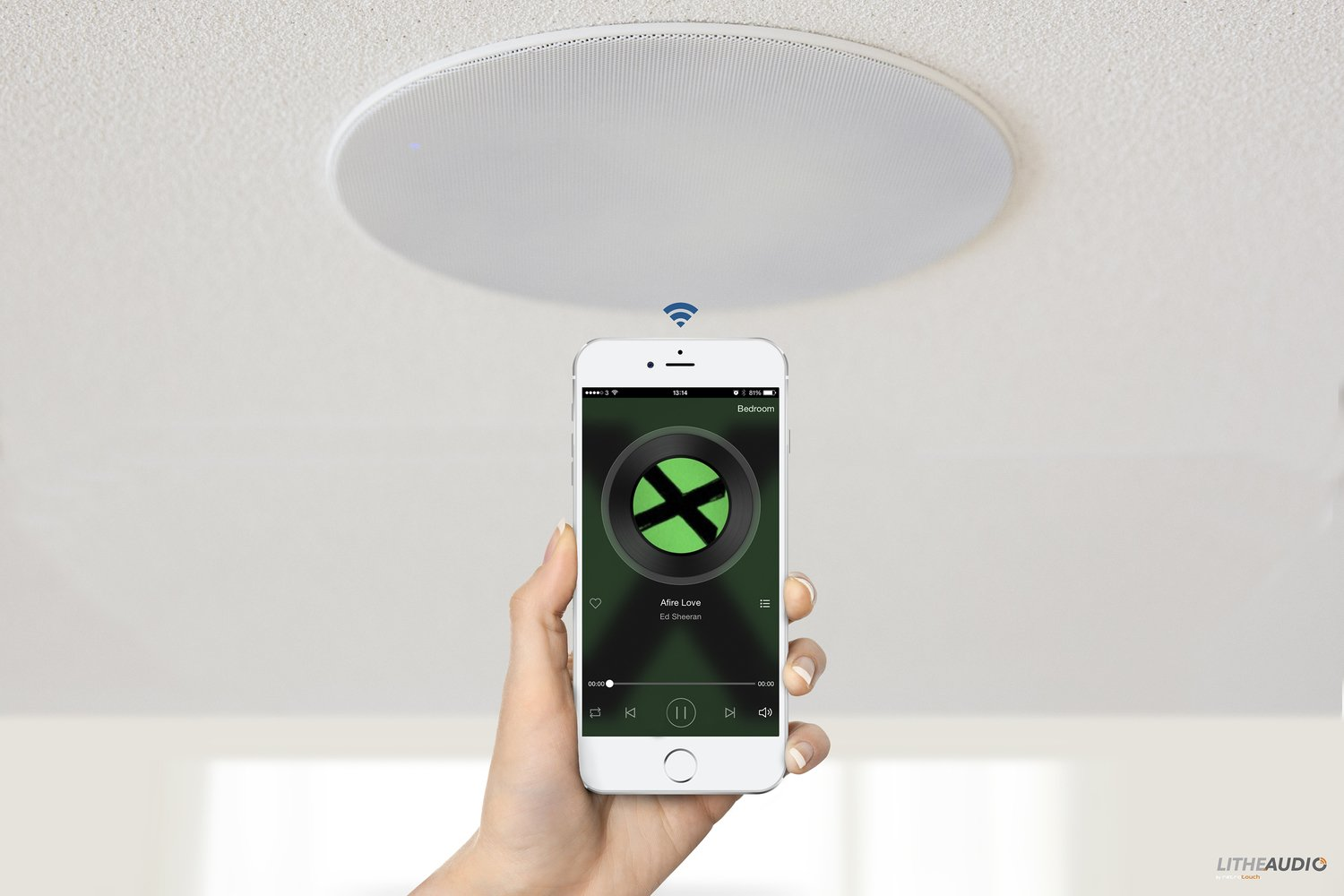 Wireless Bluetooth Bathroom Ceiling Speakers Amantha Home Review