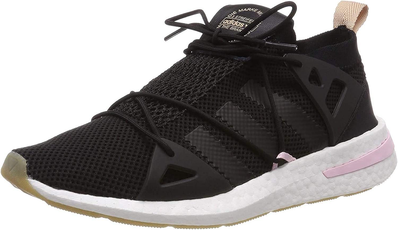 adidas Damen Arkyn W Gymnastikschuhe, rot Schwarz Core Black Core Black Ftwr White