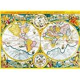 Clementoni - Puzzle de 4000 piezas con diseño Mapa Antiguo (34516.8)