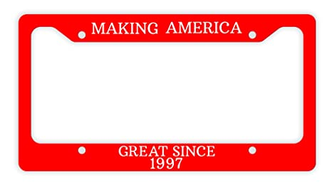 21st Birthday Gifts For Brother Making America Great Since 1997 Party GOP Pro Polictical Novelty