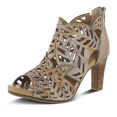 Spring Step Women's Amora Beige Sandal