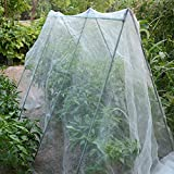 6.5'x15' Mosquito Bug Insect Bird Net Barrier