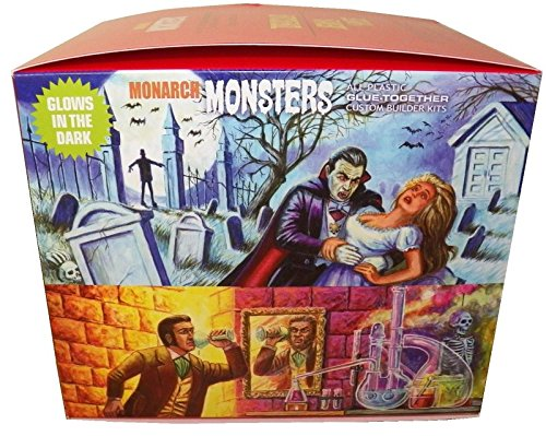 Review Monarch Monsters Dracula Jekyll