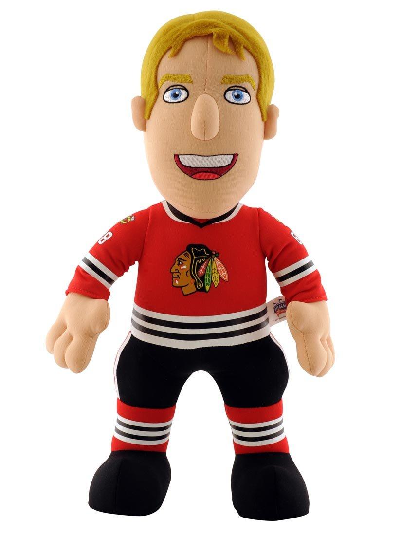 Bleacher Creatures NHL Chicago Blackhawks Patrick Kane 14-Inch Plush Doll PLUS-NHLP-14-BHK-PKAN