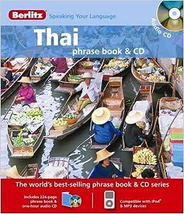 Berlitz: Thai Phrase Book & CD (Berlitz Phrase Book & CD)