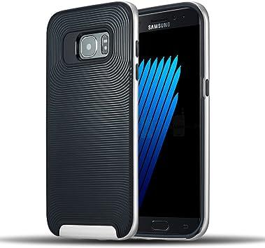 TopgadgetsUK Samsung Galaxy S7 Edge Prueba de Golpes lujo ultra ...