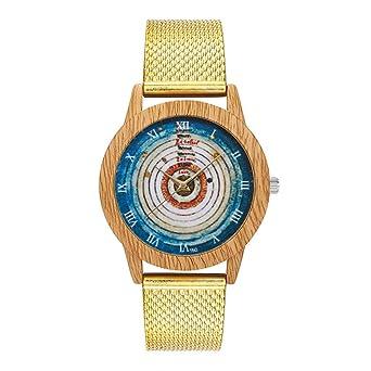 Amazon.com: MOSTFA Reloj de pulsera resistente a la abrasión ...