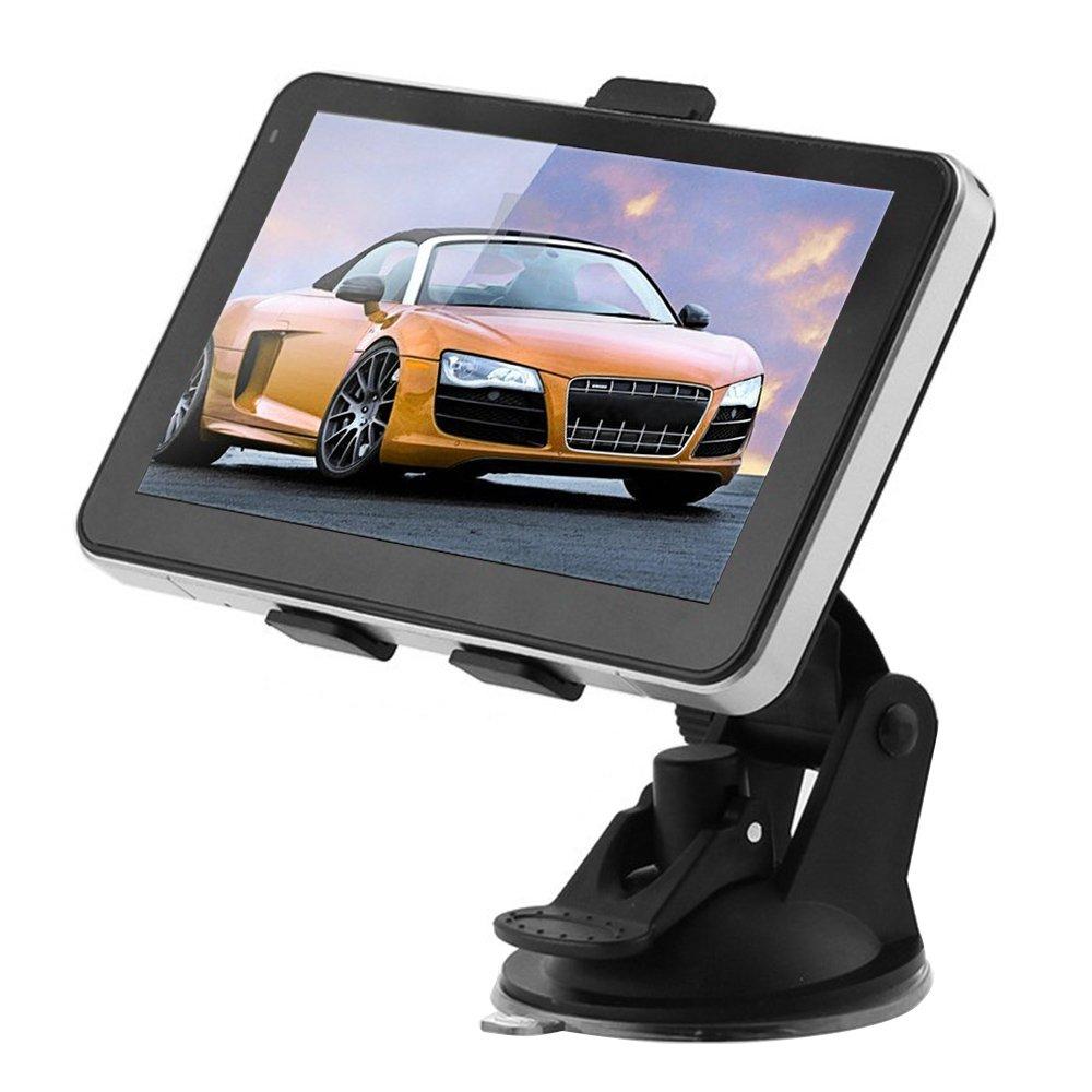 Vococal® 7pouces 128MB + 8GB Car Navigation GPS avec l'Europe Carte Écran Tactile LCD P201608220031