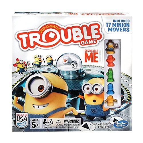 Hasbro Despicable Me Trouble
