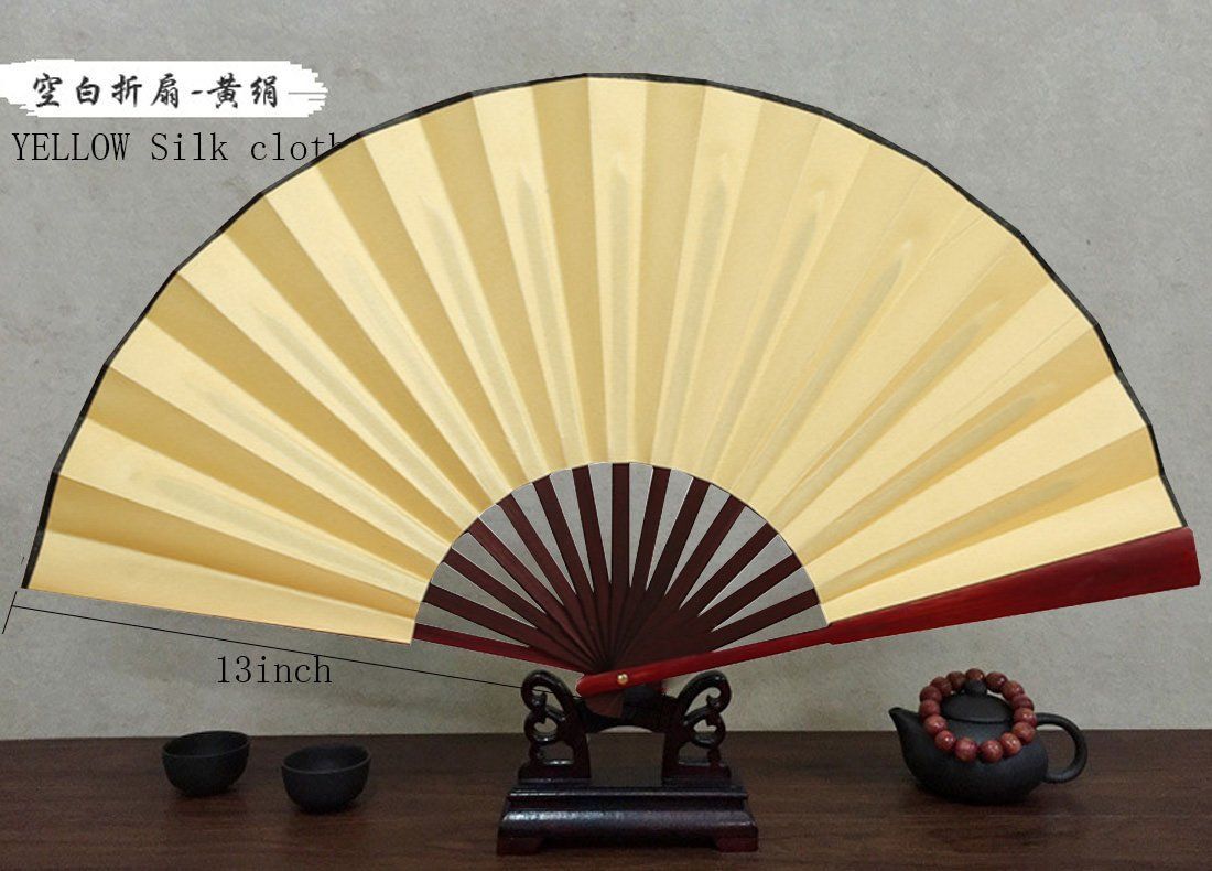 Amazon.com: Chinese Fan Folding Fan HONSHEN Hand Fans with ...