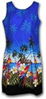 Hawaiian Sun Dresses Beach Parrot Dress