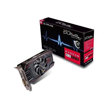 Sapphire Pulse Radeon RX 560 2 GB GDDR5 - Tarjeta gráfica ...