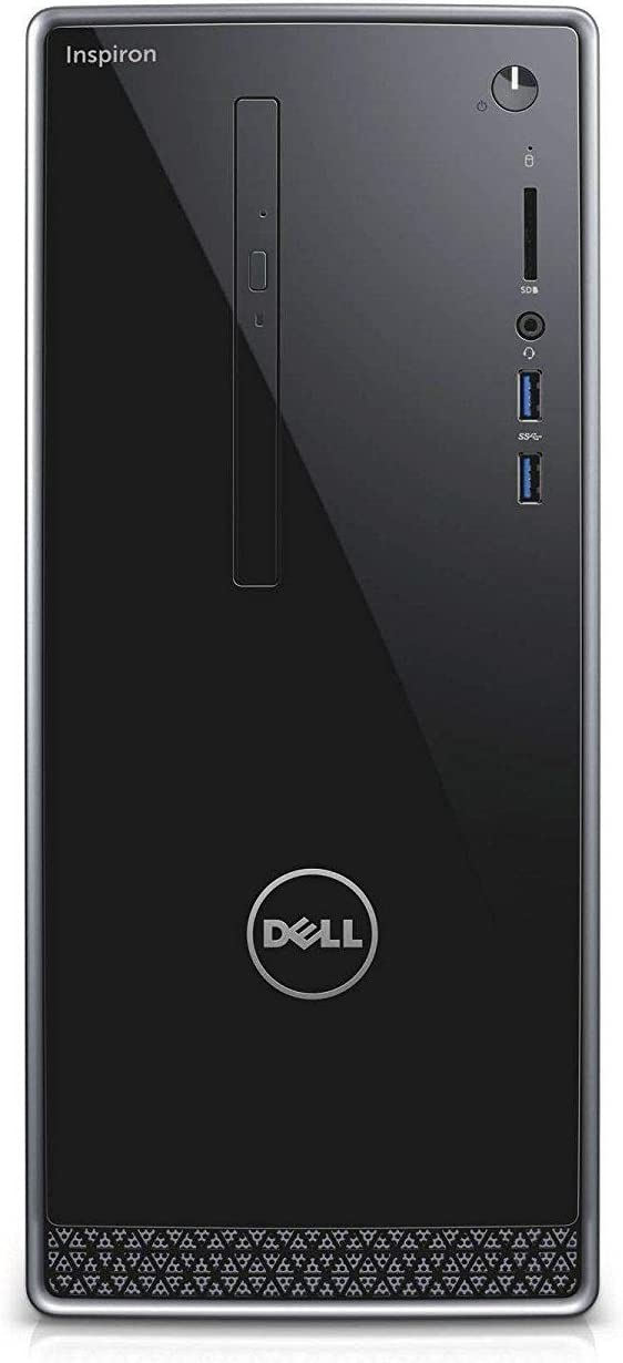 Dell Inspiron Desktop Computer 3668 3000 Intel Core i5-7400 12GB Memory 1TB HDD
