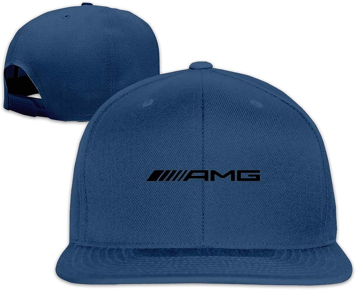 POP-Front A-M-G Logo Baseball Caps Plain Trucker Hats for Mens and Womens