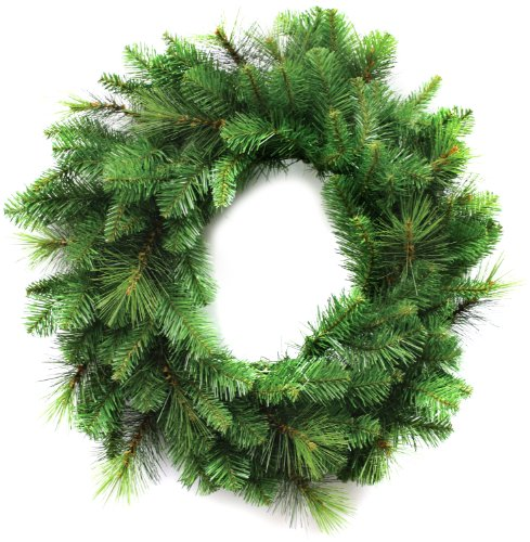 Special Happy Corp LTD 96433 Wreath Midway 121 Tips, 24-Inch