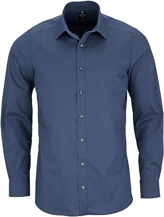 OLYMP - Camisa formal - para hombre: Amazon.es: Ropa y accesorios