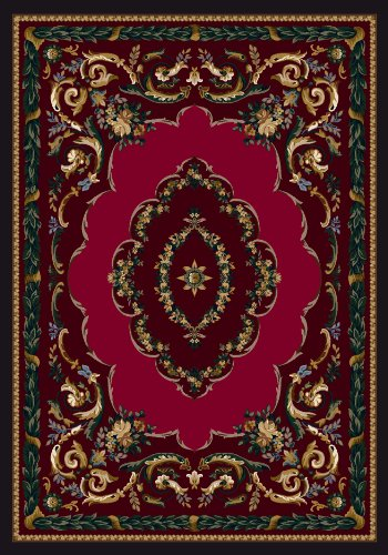 Milliken 4000039752 Innovations Collection Lafayette Rectangle Area Rug, 3'10