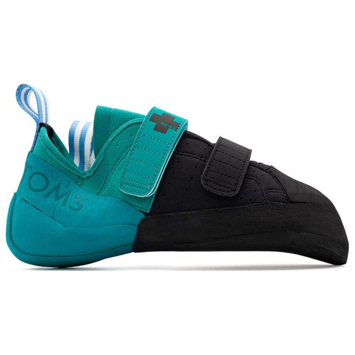 So iLL x Toms LV Climbing Shoe (9) Green by So iLL