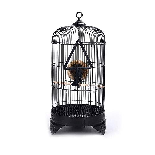 KSW_KKW Colgante Portable Media de Vuelo Jaula de pájaros for la ...