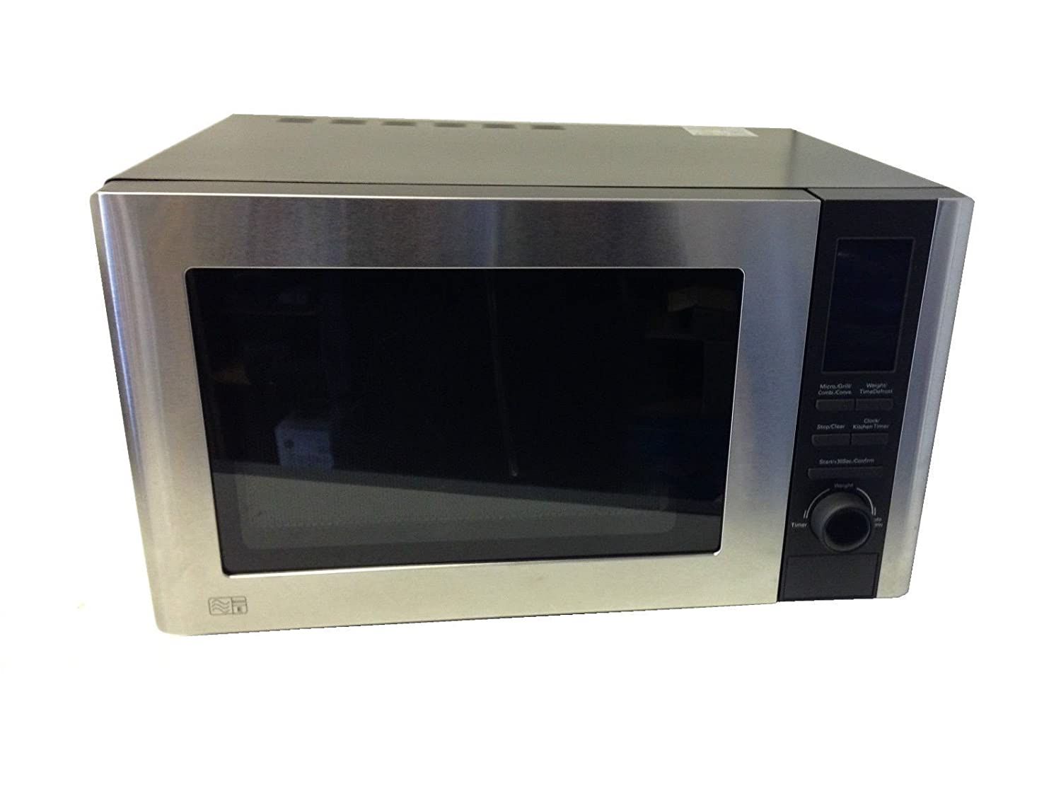 BLACK COMBINATION MICROWAVE GRILL CONVECTION OVEN 800W 23L 23 LITRE