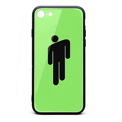Amazon.com: IPhone7 iPhone 8 Funda Slim Billie-Eilish- Funda ...