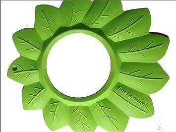 Baby Kid Safe Shower Bath Wash Hair Sunshade Shield Cap Shampoo Visor Green