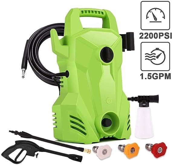 Homdox 2200 PSI Electric Pressure Washer