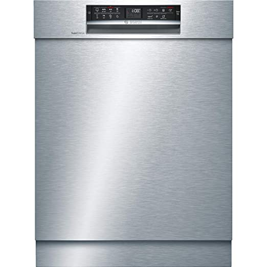 Bosch Serie 6 SMU68IS00E lavavajilla Semi-incorporado 13 cubiertos ...