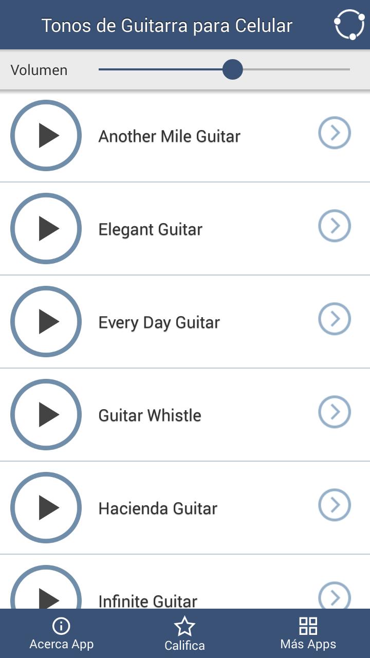 Tonos de Guitarra para Celular: Amazon.es: Appstore para Android