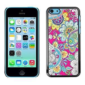 Dragon Case - FOR iPhone 5Cs - ?hold it inside - Caja protectora de pl??stico duro de la cubierta Dise?¡Ào Slim Fit