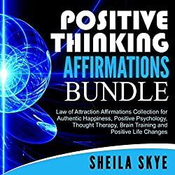 Positive Thinking Affirmations Bundle