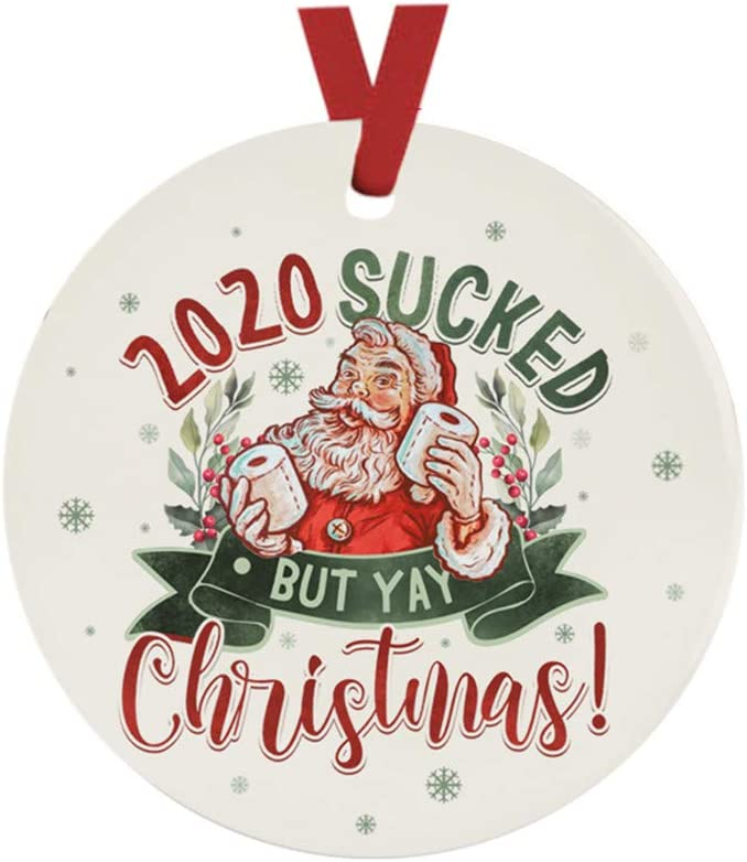 2020 2 Year Old Christmas Ornament  Amazon.com: 2020 Christmas Tree Decoration Lighted Pendant