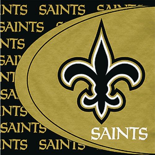 New Orleans Saints Lunch Napkins ()