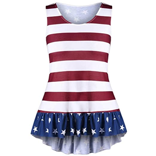 Amazon com: Fourth of July Shirts for Women,2018 American