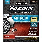 Rust-Oleum RockSolid Cherry Bomb Metallic Garage Floor Kit - 2 Pack