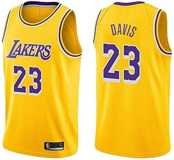 Camiseta de Baloncesto for Hombre NBA Anthony Davis - Los ...