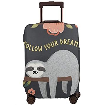 Amazon.com: Funda elástica para equipaje de viaje de gato ...