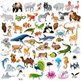 59 PCS Farm Animal Zoo Magnets for Toddlers Kids, Perfect for Preschool Learning