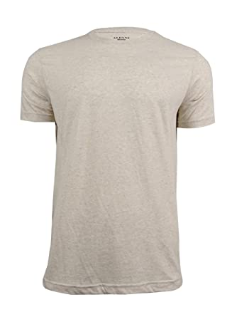 8607a05025192 Amazon.com  Alfani Mens Heathered Short Sleeves T-Shirt  Clothing