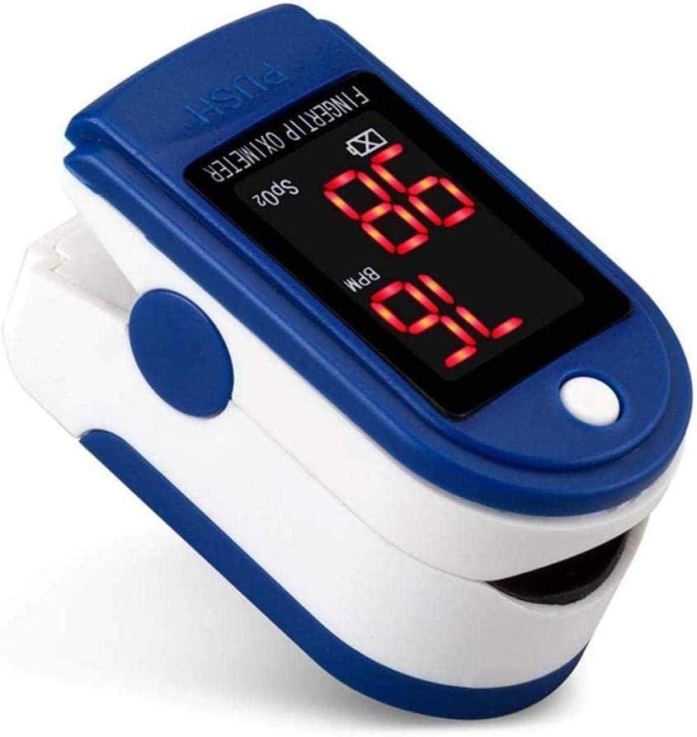 Oxímetro de pulso Medidor de oxímetro de pulso Oxímetro de pulso Finger spo2 Finger Finger Monitor Monitor de oxígeno para ejercicios y deportes extremos