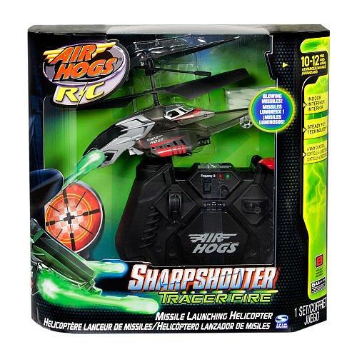 Spin Master Air Hogs R/C SharpShooter - Red/Black