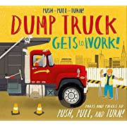 Push-Pull-Turn! Dump Truck Gets to Work! (Paper Projects)