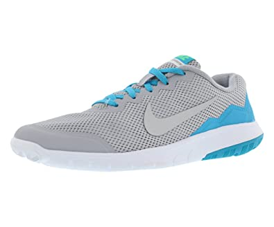 70902ead264d NIKE Boys Flex Experience 4 (GS) Running Shoes (3.5 M US Big Kid