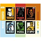 Sello Star Wars 40º Aniversario 5? - España 2017
