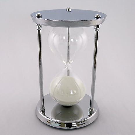 Reloj De Arena Relojes de arena acero inox. 60 Minutos 1 Hora JUMBO