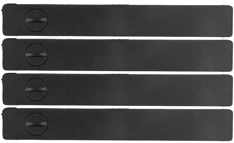 LetCart Cover Trim Dash 4Pcs Roof Rack Trim Cover Compatiable with MK2 2005-2012 1339647 4M51-A504A00-AA